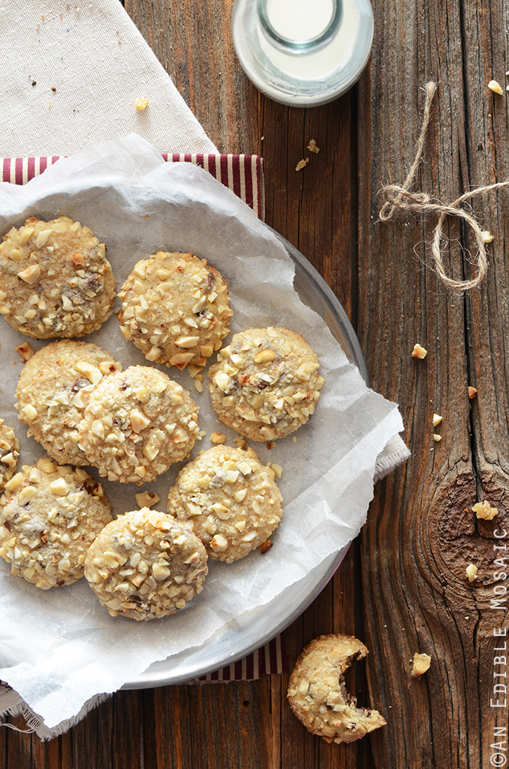 Toasted Hazelnut Chocolate-Espresso Cookies 2