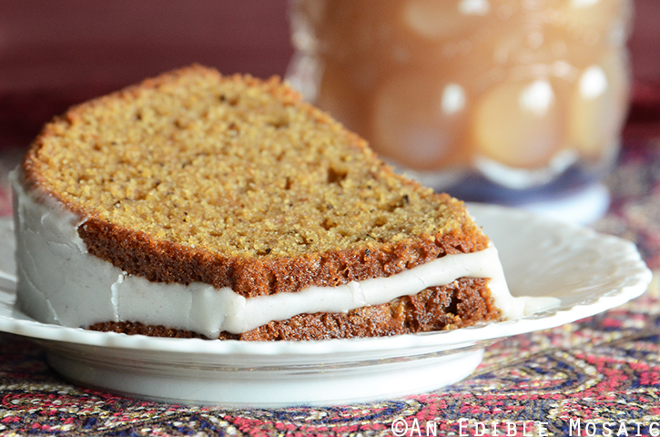 Chai-Spiced Ricotta Cake 3