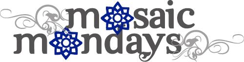 Mosaic Mondays Logo
