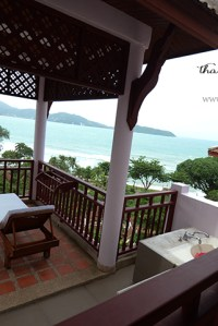 Thavorn Beach Village & Spa in Phuket, Thailand