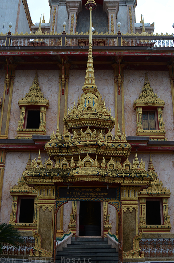 Wat Chalong Temple 12
