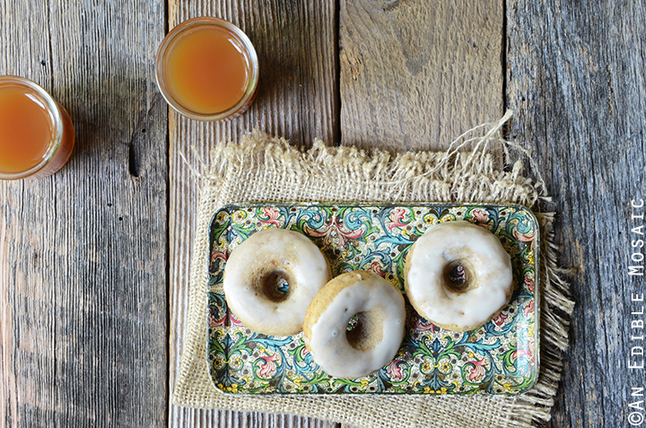 Baked Apple Cinnamon Doughnuts with Apple Cider Glaze Recipe 5