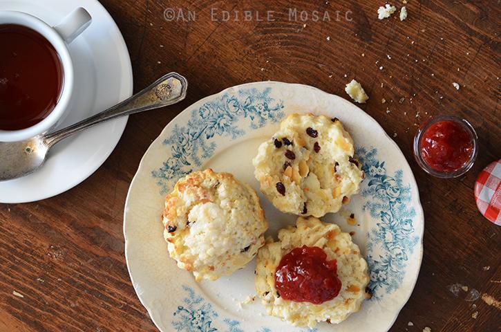 Cranberry Almond Scones 4