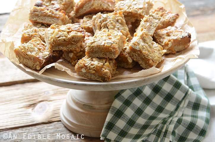 Salted Butterscotch Oat Bars 4