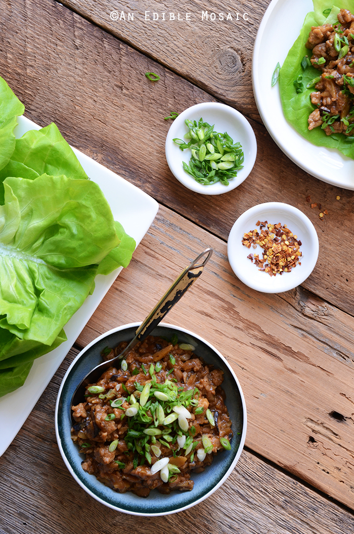PF Chang's Copycat Chicken Lettuce Wraps 3