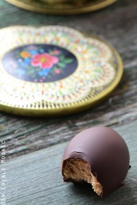 3-Ingredient Chocolate-Covered Peanut Butter Eggs {Reese's Peanut Butter Eggs Copycat}