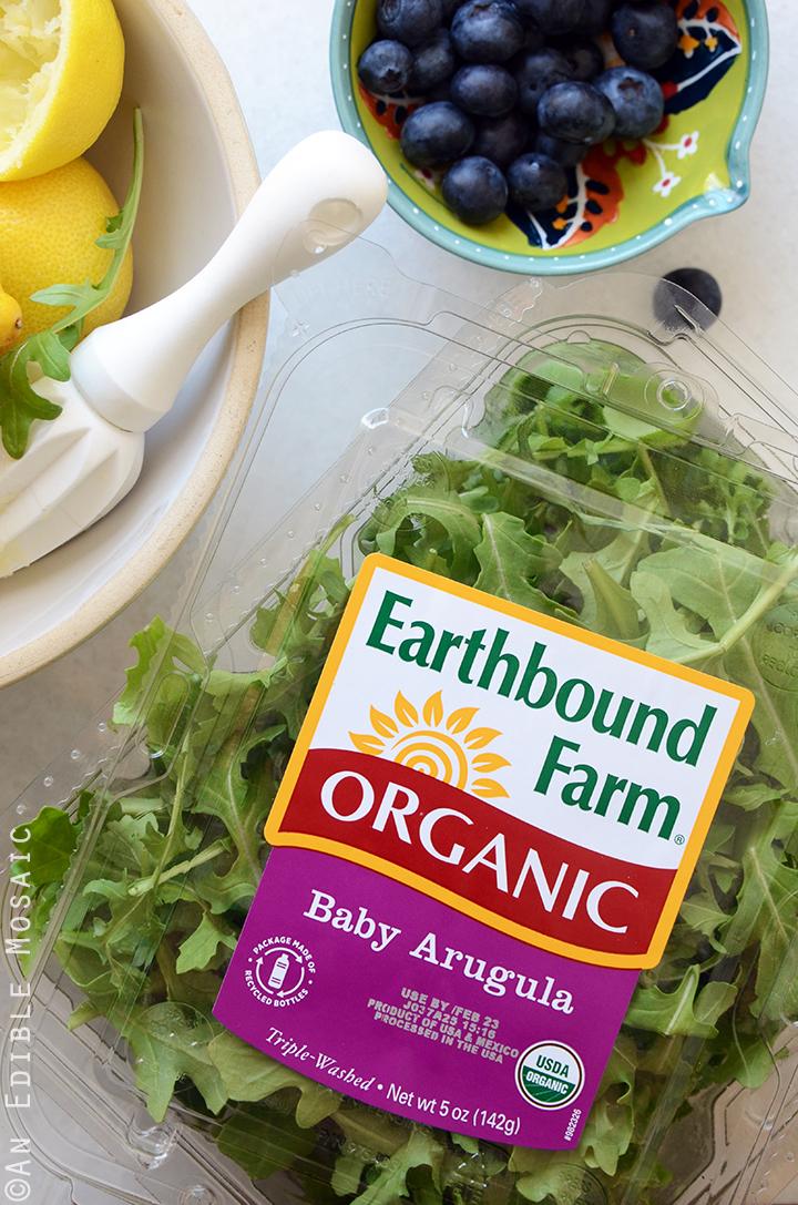 Earthbound Farm Organic Baby Arugala