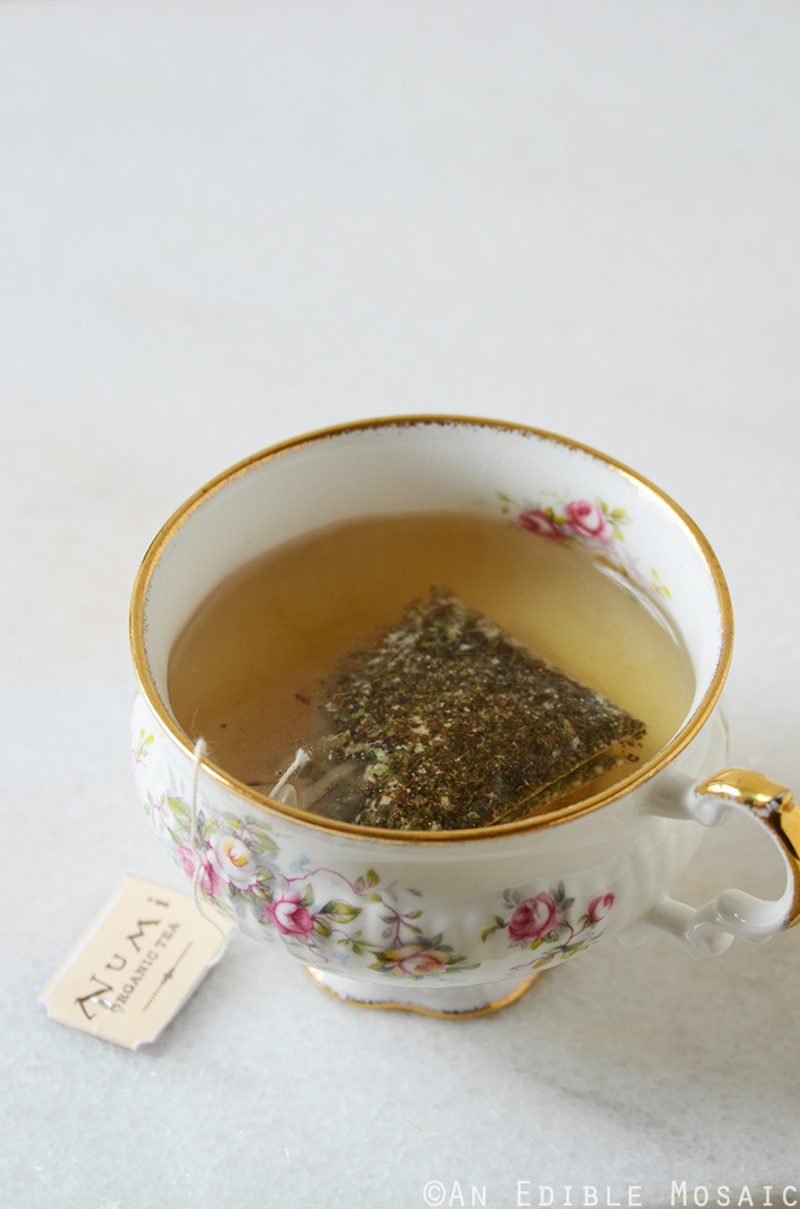 Numi White Rose Tea 2