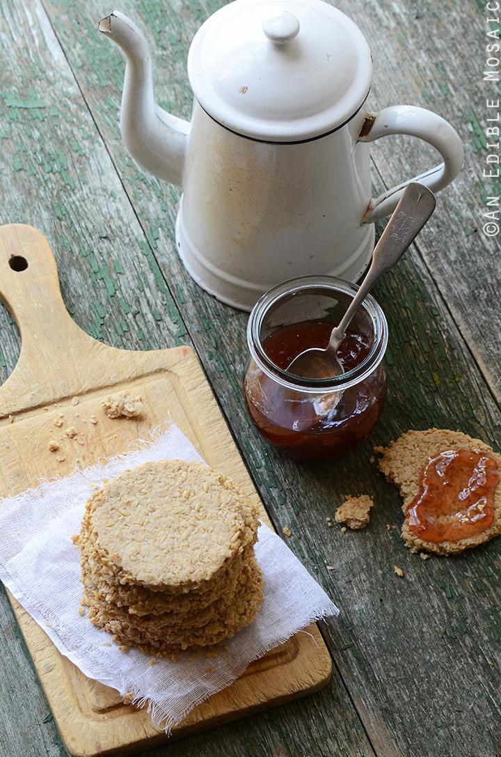 Scottish Oat Cakes {Gluten-Free} 3