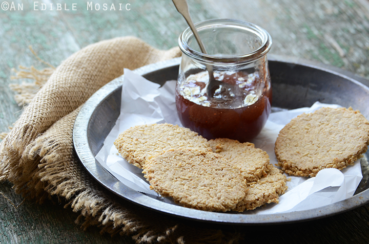 Scottish Oat Cakes {Gluten-Free} 4