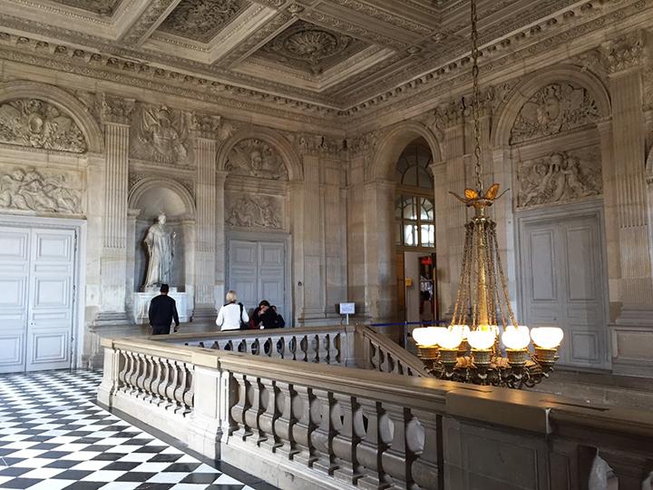 Inside Versailles