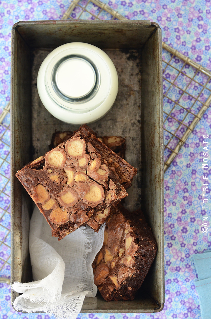 Malted Chocolate Brownies 2