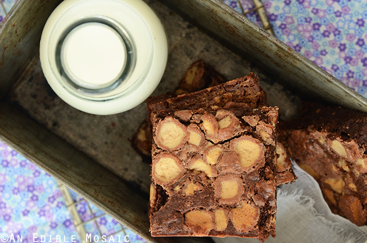 Malted Chocolate Brownies 4