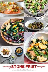 35 Savory Stone Fruit Recipes