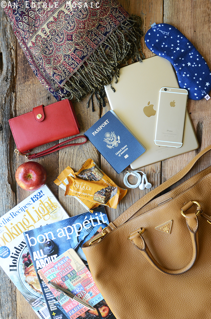 Holiday Travel Guide Carry-On Bag Packing Checklist