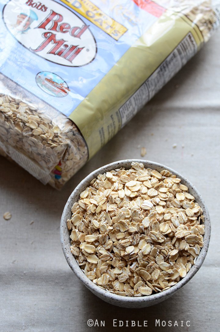 Bob's Red Mill Old Fashioned Rolled Oats