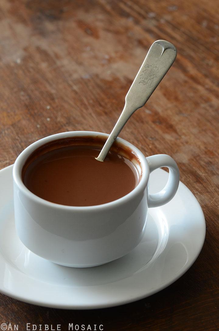 Parisian-Style Drinking Chocolate
