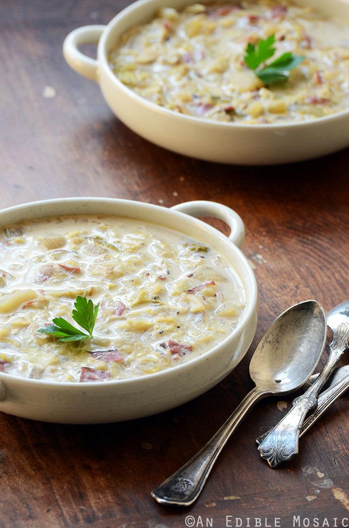 Creamy Reuben Soup 2