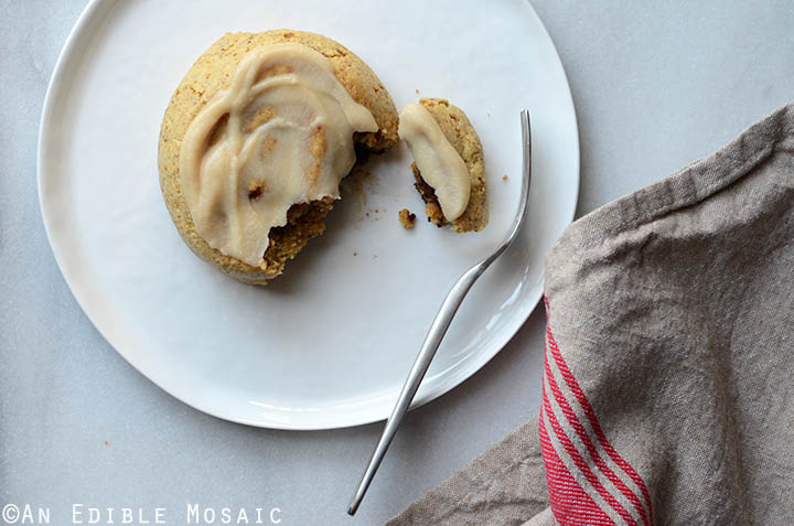 The Best Paleo Cinnamon Roll for One 4