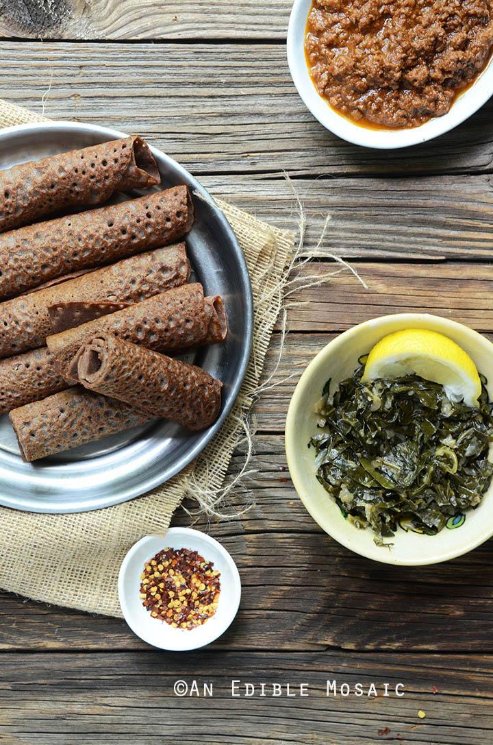 An Ethiopian Feast 1