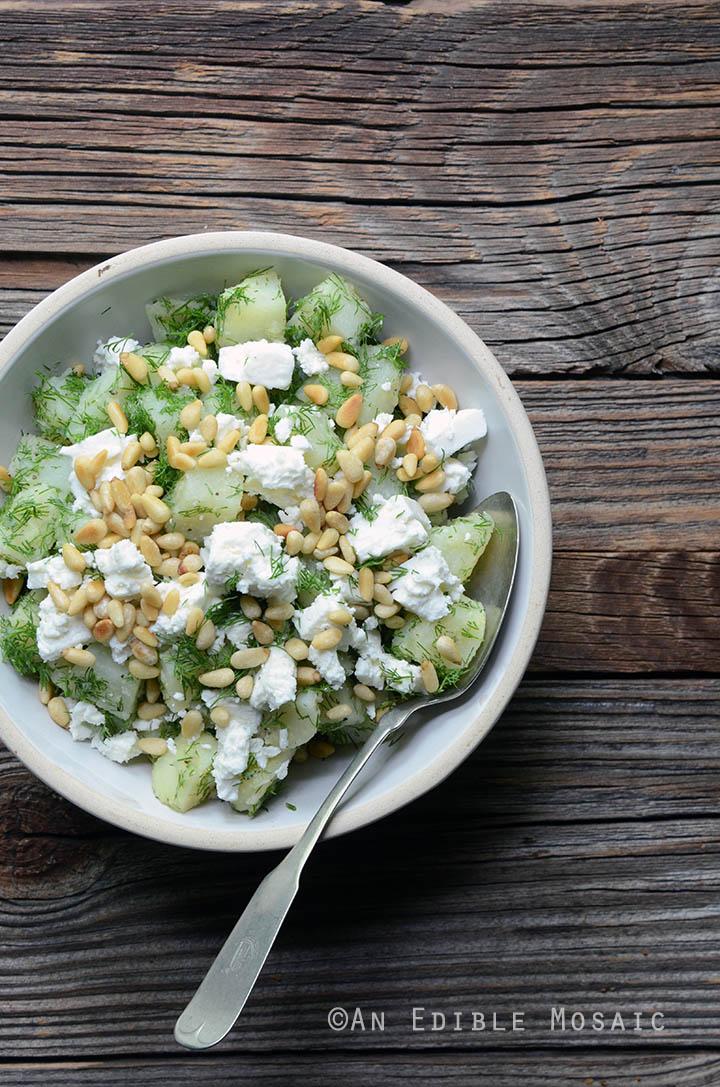 Spanakopita Potato Salad 2