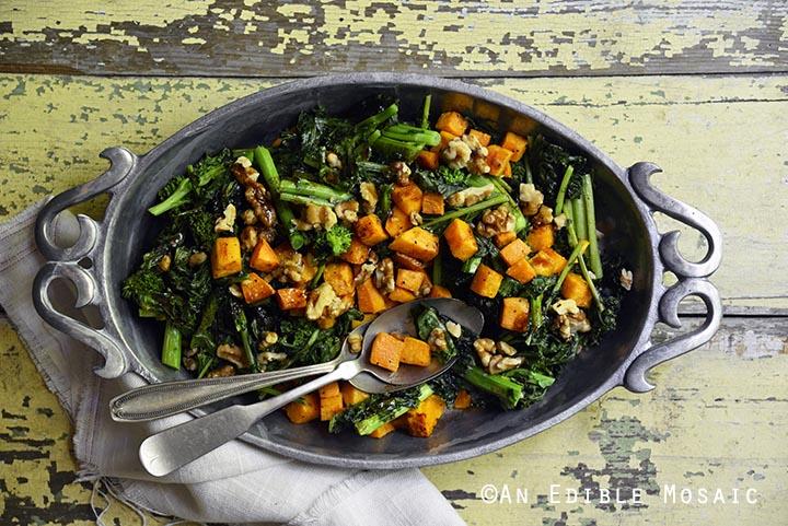 warm-roasted-sweet-potato-and-broccoli-rabe-salad-with-cinnamon-maple-vinaigrette-vegan-paleo-4