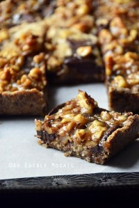 Paleo Hello Dollies Cookie Bars {Wolf Gourmet Countertop Oven Giveaway Worth $700}