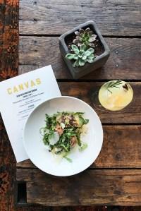 Panzanella Salad at Canvas