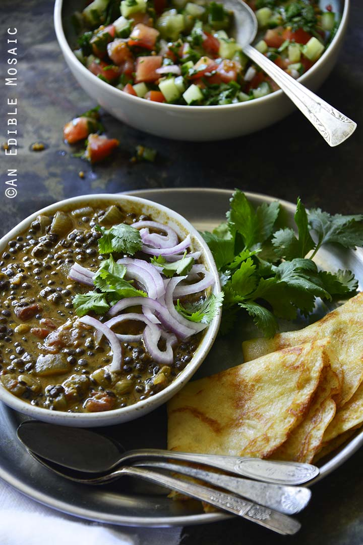 An Indian-Inspired Feast in 1 Hour Front View Vertical Orientation