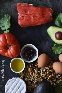 Keto-Friendly Foods Like Salmon, Avocado, Walnuts, and Olives