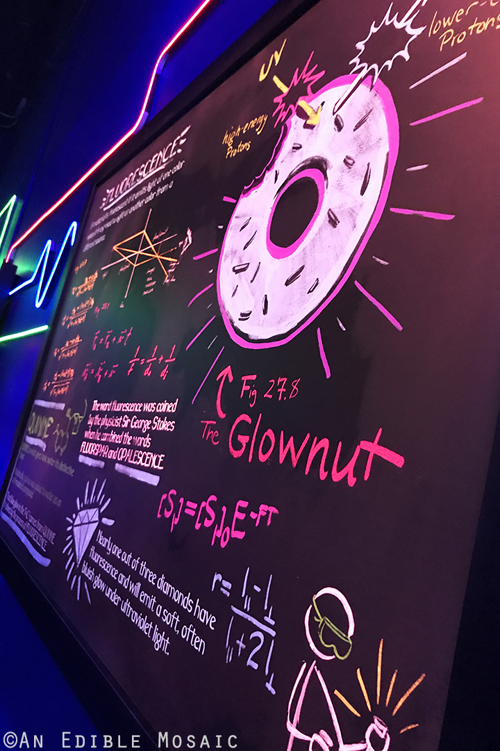 The Glownut at The Light Lab at Epcot Food and Wine Festival