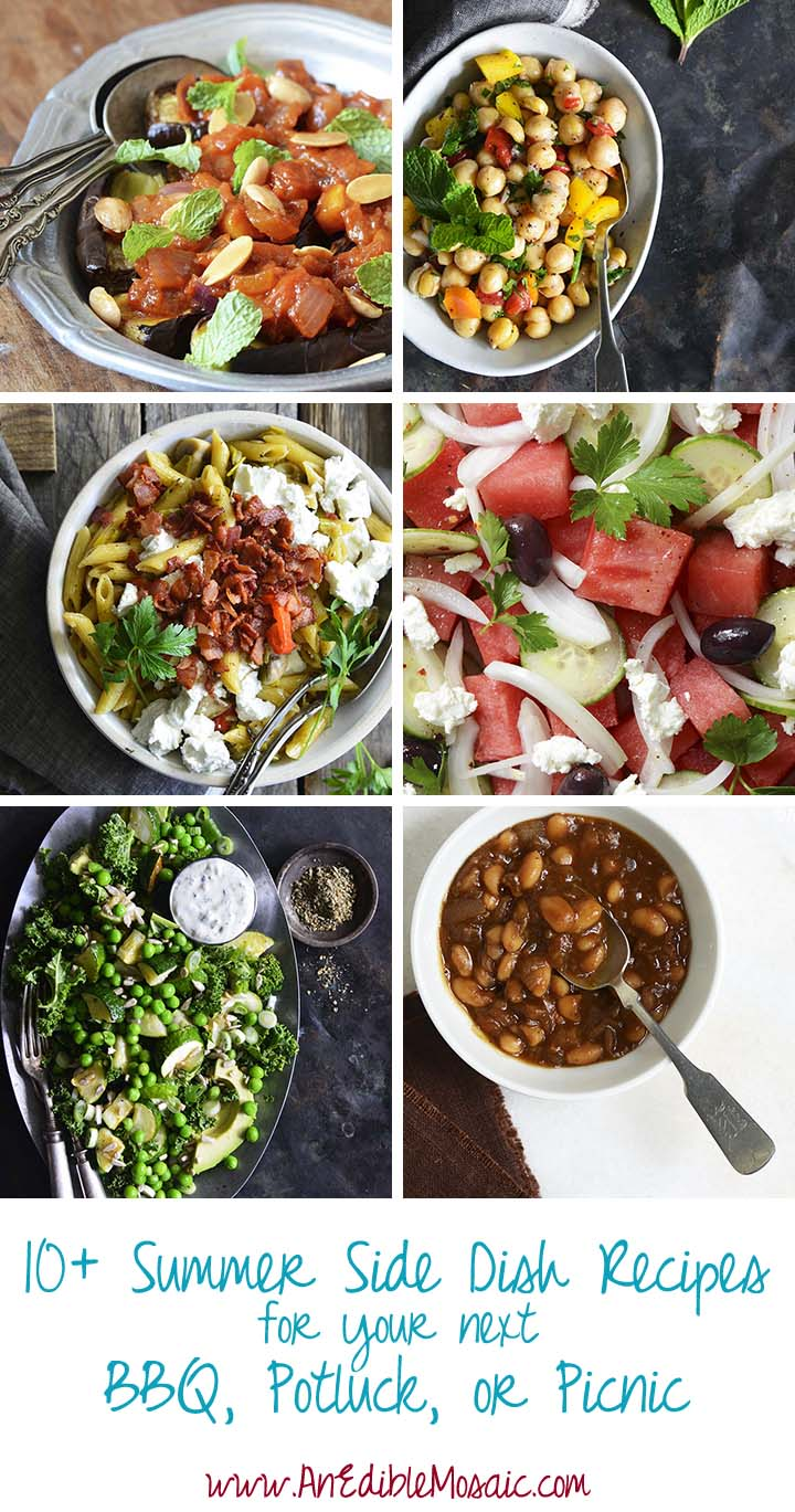 10 Not-So-Ordinary Picnic Salads