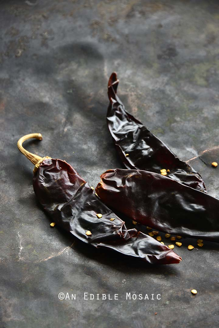 Guajillo Chili Peppers