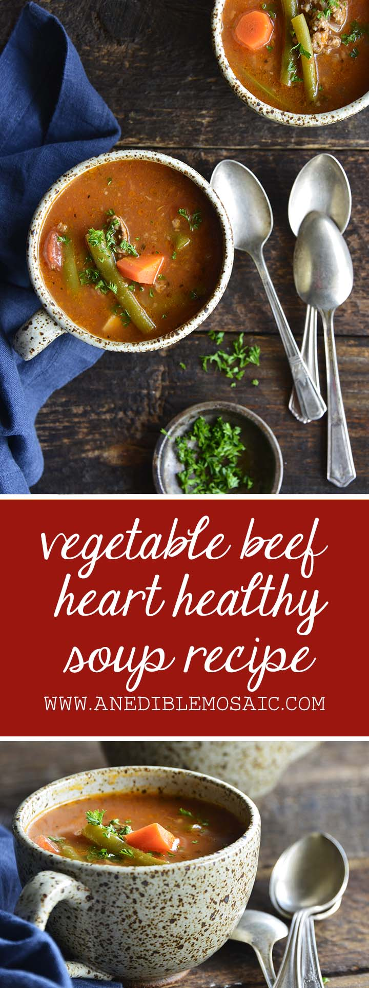 HEART HEALTHY SOUP RECIPE