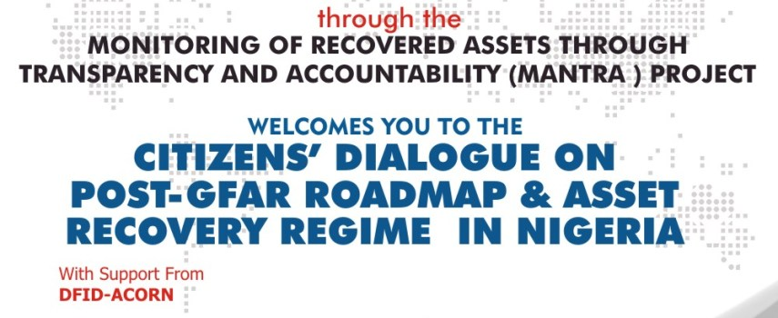 UPDATED: ANEEJ PROMOTES POST GFAR PRINCIPLES AT CSO-ASSET RECOVERY DIALOGUE