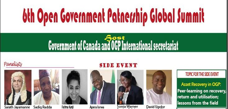 Countdown: ANEEJ takes MANTRA to OGP Global Summit, Ottawa, Canada on May 31.