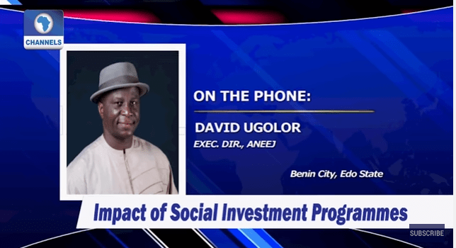 COVID 19 Has Raised the bar of Social Investment Programme in Nigeria—-Rev. David Ugolor