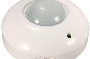 PIR Motion Sensor & Light