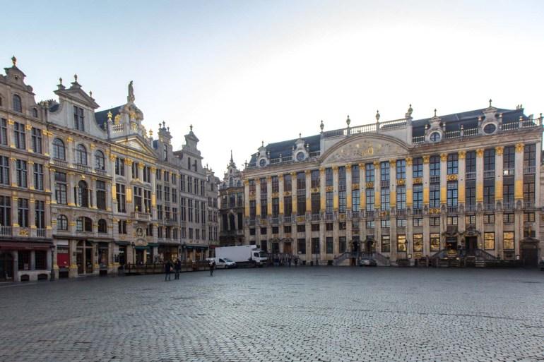 Paket tour eropa barat Brussels 1