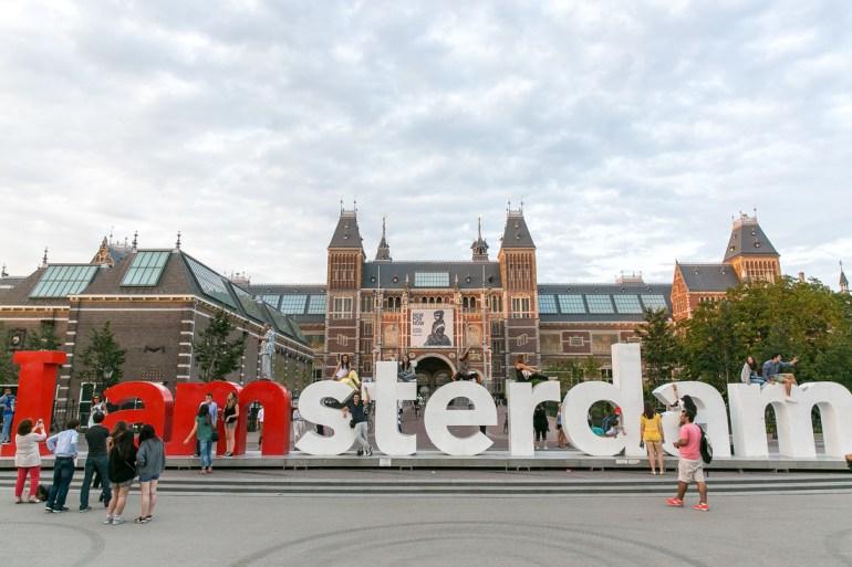 Paket tour eropa barat Amsterdam