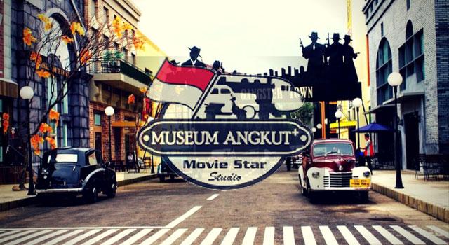 Museum Angkut - Movie Star Studios