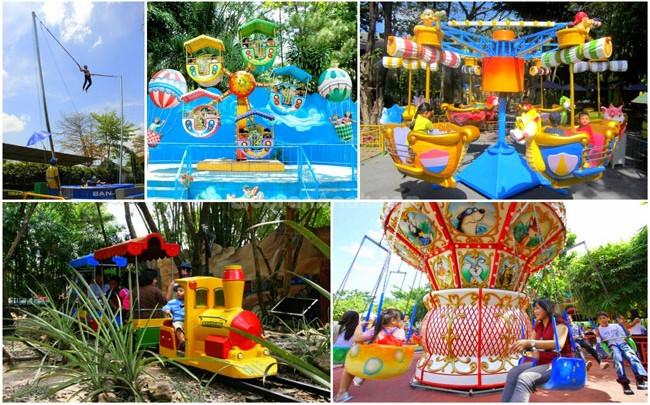 Wahana permainan Kids Fun Park