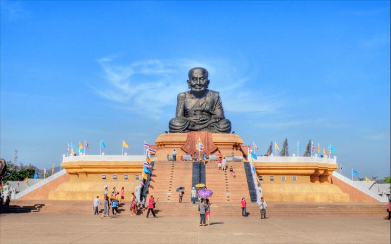 Wat Huay Mongkol Temple
