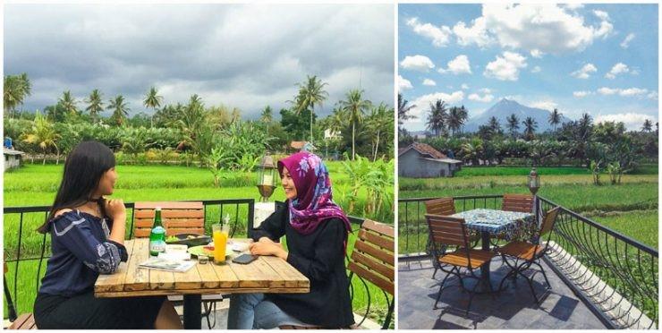 tempat makan nuansa alam di Jogja