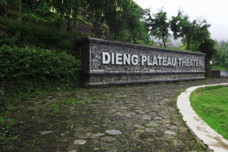 Dieng Plateau Theatre