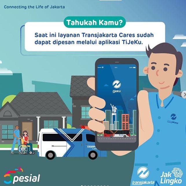 Aplikasi TransJakarta