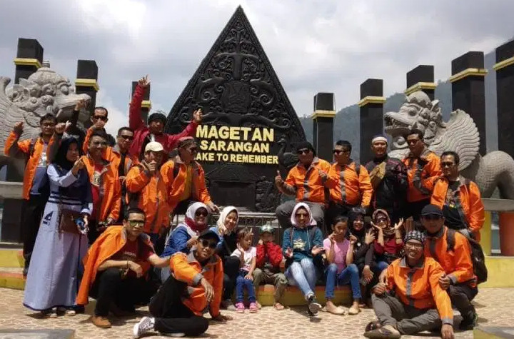 Magetan Sarangan Lake to Remember