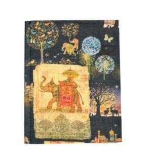 Traditional Print Vegan Diary