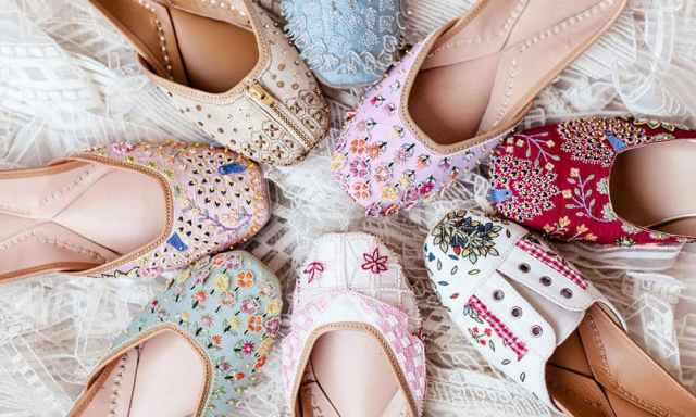 Purely Indian Footwear Varieties Made For Women To Ace Any Occasion!