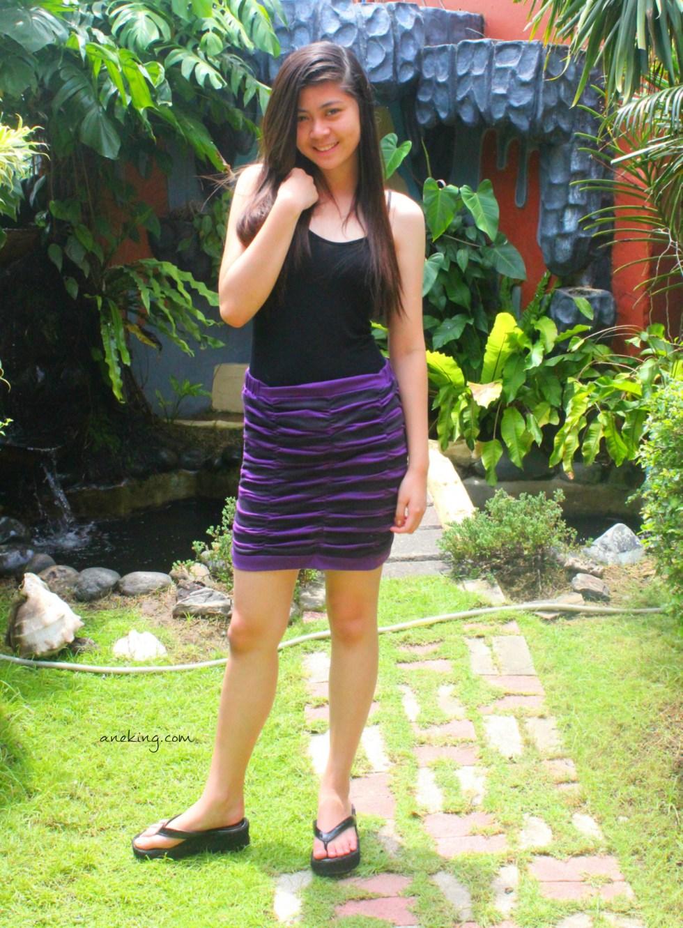 3 pencil skirt